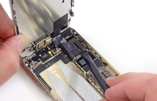 תיקון מסך לאייפון 4