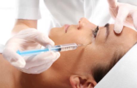 הזרקת בוטוקס לשיפור מראה הפנים והצערת העור